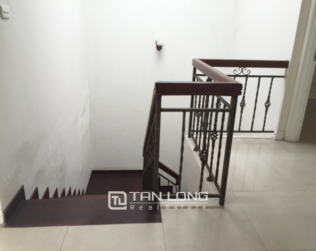 Non-furnished 4 bedroom villa for rent in T5, Ciputra, Bac Tu Liem dist, Hanoi 5