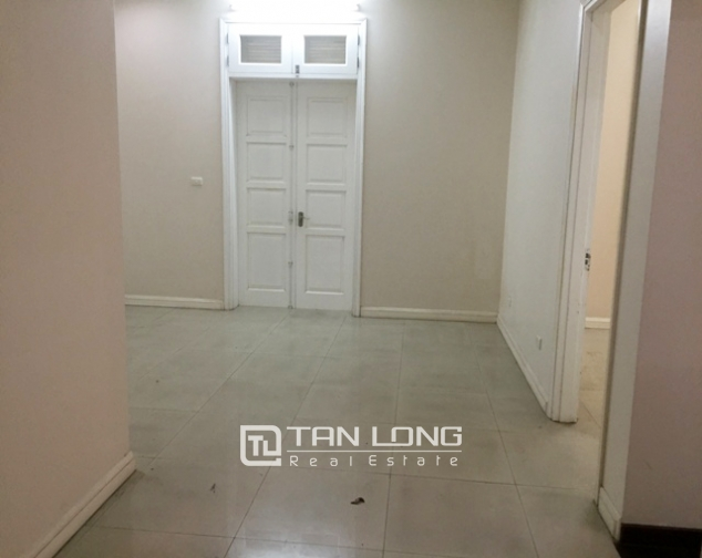 Non-furnished 4 bedroom villa for rent in T5, Ciputra, Bac Tu Liem dist, Hanoi 7
