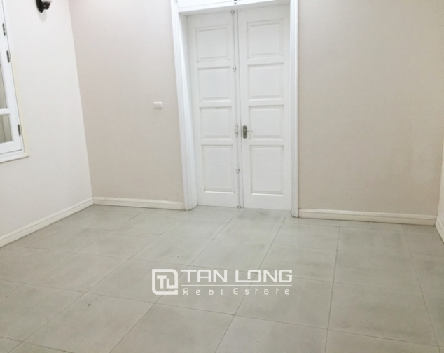 Non-furnished 4 bedroom villa for rent in T5, Ciputra, Bac Tu Liem dist, Hanoi 8