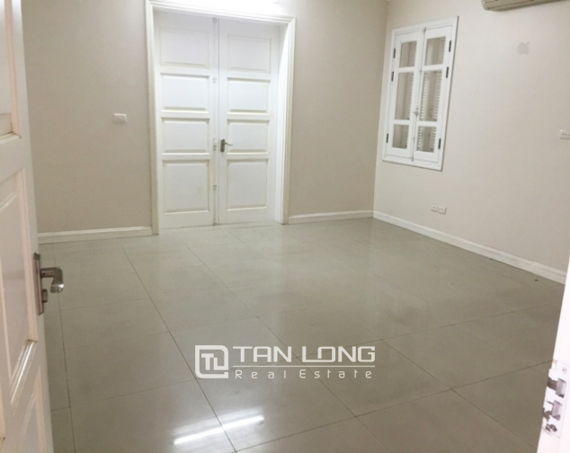 Non-furnished 4 bedroom villa for rent in T5, Ciputra, Bac Tu Liem dist, Hanoi 9