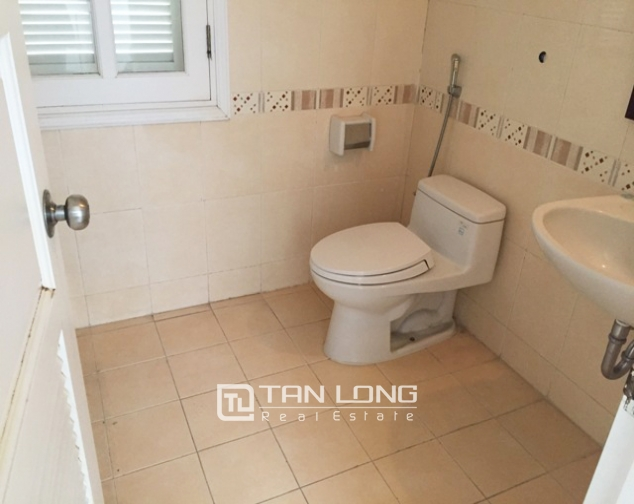 Non-furnished 4 bedroom villa for rent in T5, Ciputra, Bac Tu Liem dist, Hanoi 4