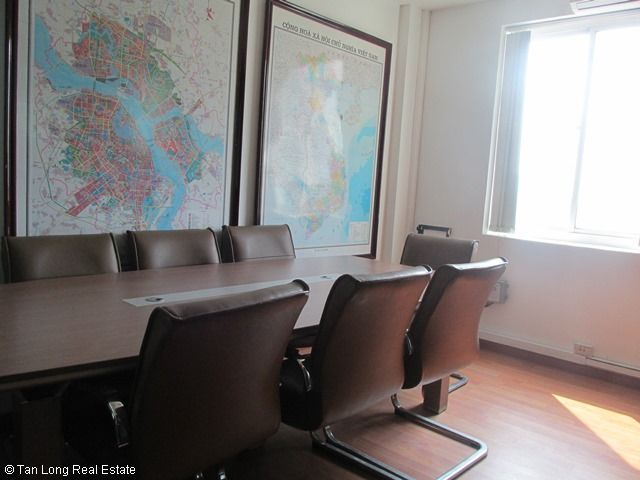 Office for lease in Le Van Luong str, Nam Tu Liem district, Hanoi 7