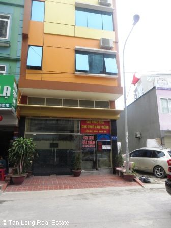 Office for rent in Lot 7.3-8.1, My Dinh II, Nam Tu Liem, Hanoi 2