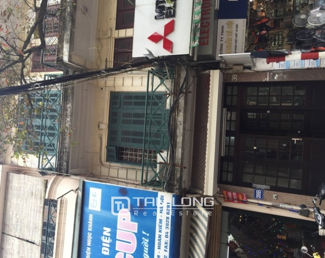 Office for rent in Ngo Tram alley, Cua Dong, Hoan Kiem 1