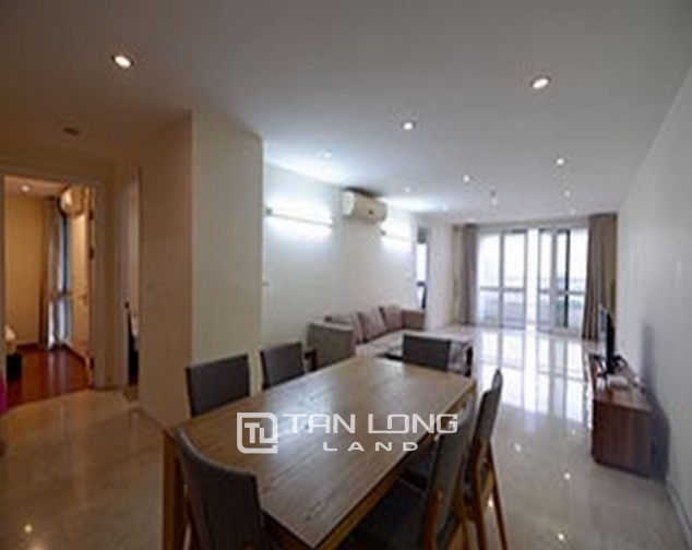 Opened view 3 bedroom apartment for rent in P1 Ciputra urban area 3