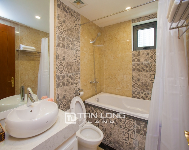 Opulent 3-bedroom apartment with lakeview for lease in Xuan Dieu Str, Tay Ho Distr 1