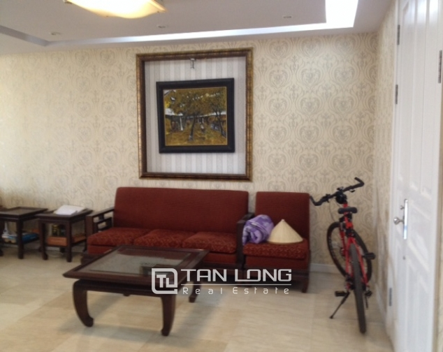 P1 Ciputra Hanoi apartment to sell, 4 bedrooms, 3 bathrooms 3