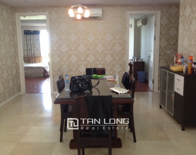 P1 Ciputra Hanoi apartment to sell, 4 bedrooms, 3 bathrooms 5