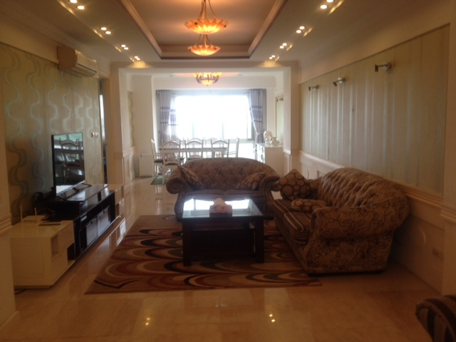P2 Ciputra Hanoi apartment for sale, 3 bedrooms, full furnishings