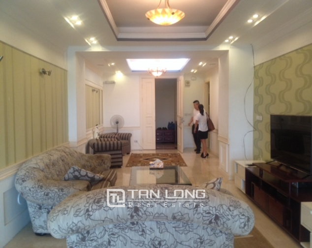 P2 Ciputra Hanoi apartment for sale, 3 bedrooms, full furnishings 2
