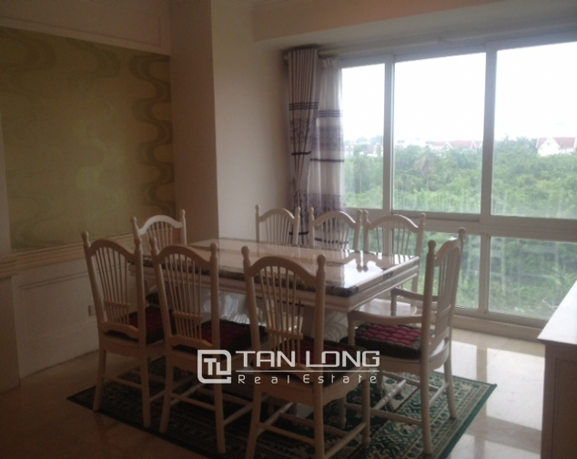 P2 Ciputra Hanoi apartment for sale, 3 bedrooms, full furnishings 3