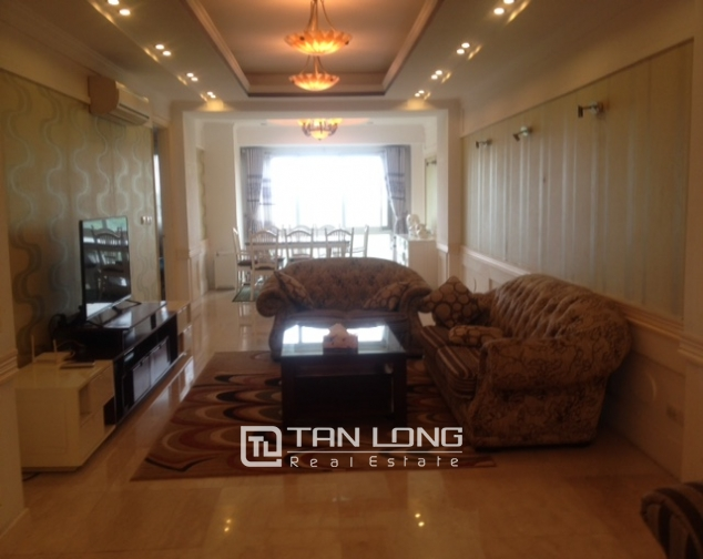 P2 Ciputra Hanoi apartment for sale, 3 bedrooms, full furnishings 1