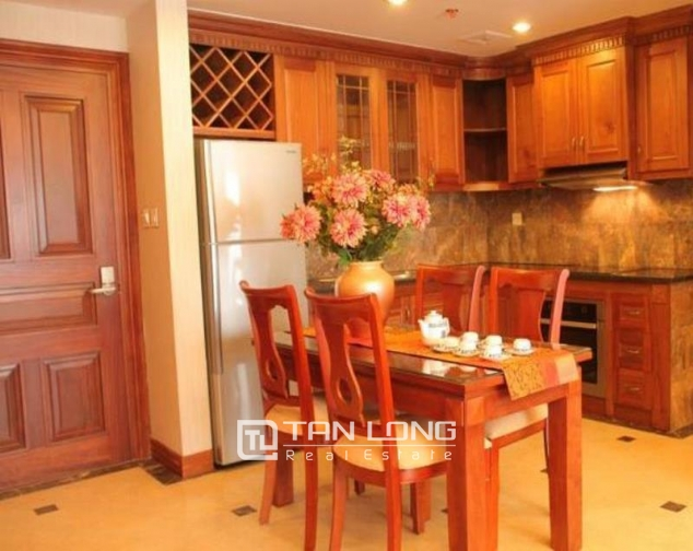 Palace de Thien Thai Excecutive Residences: luxury 2 bedroom apartment for rent 4