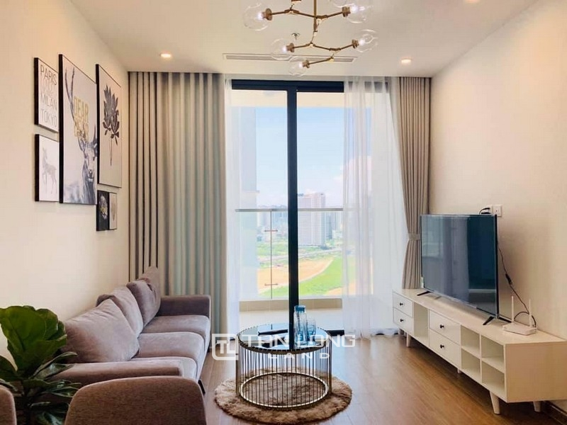 Panorama City View 2 Br | 2 Ba Apartment for rent in Vinhomes Skylake 3