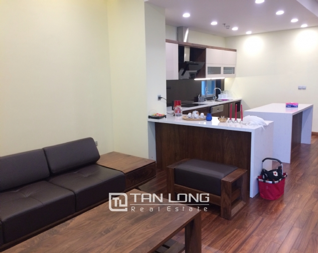 Penthouse for rent in Ngoai Giao Doan, Bac Tu Liem district, Hanoi 1
