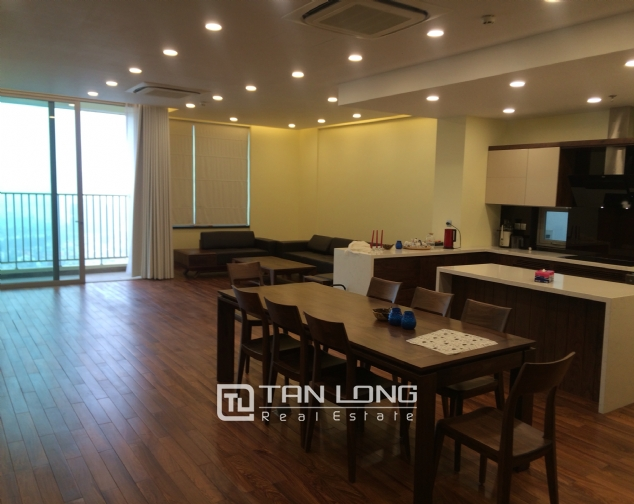 Penthouse for rent in Ngoai Giao Doan, Bac Tu Liem district, Hanoi 2