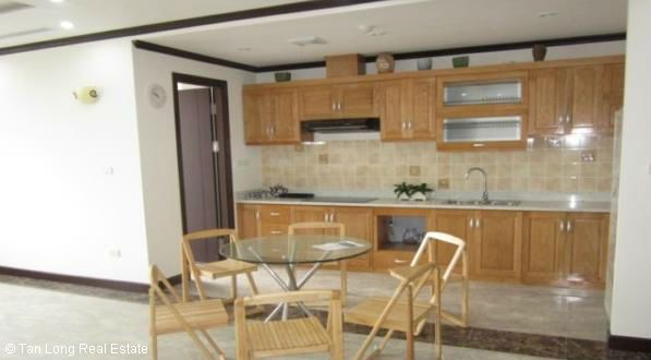 Platinum Residences Partial furnished apartment with 2 bedrooms for rent 2