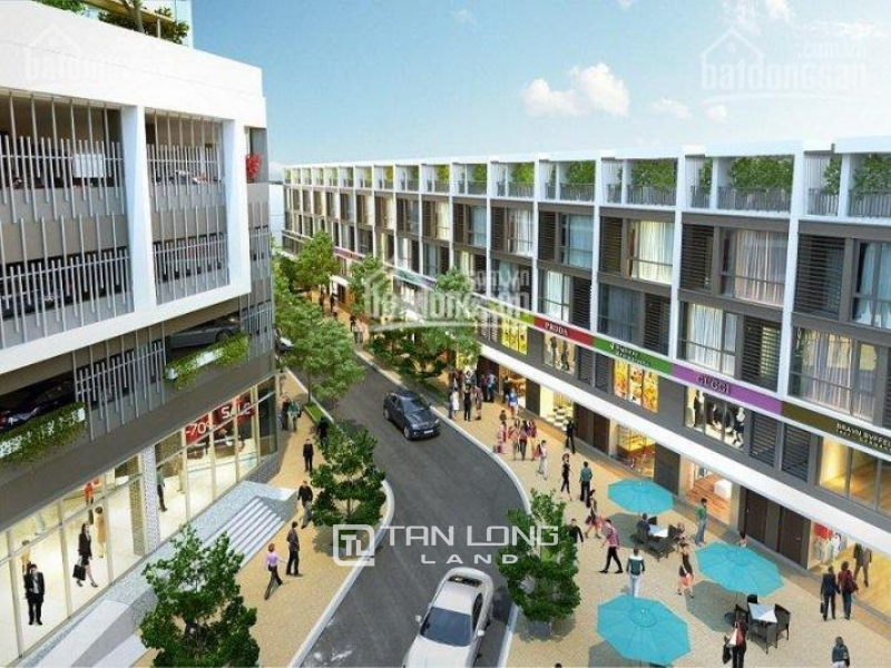 Podium shophouse in IA20 Ciputra for rent  88 sqm with reasonable price in Bac Tu Liem distr 1