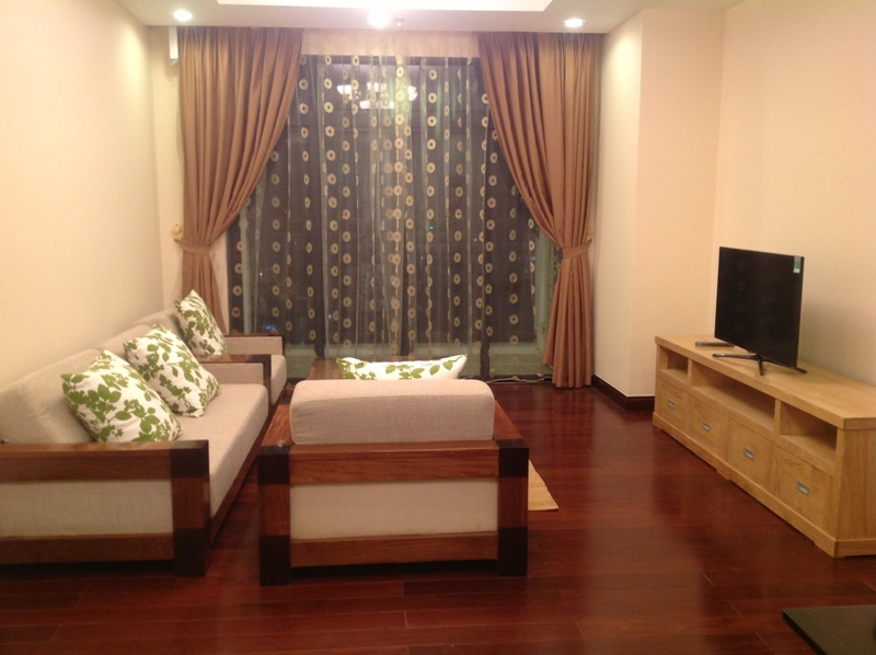R2 Royal City apartment with 2 bedrooms rental, full furnishings