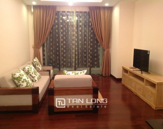 R2 Royal City apartment with 2 bedrooms rental, full furnishings 1