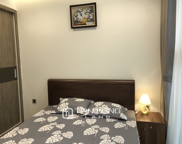 Reasonable 1 bedroom apartment for rent in M1 Tower, Vinhomes Metropolis 4