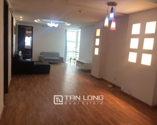 Reasonable 3 bedroom apartment for rent in G2 building Ciputra 2
