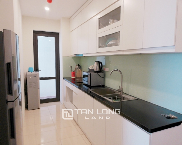 REASONABLE apartment for rent in Lac Hong Building, Tay Ho district! 4