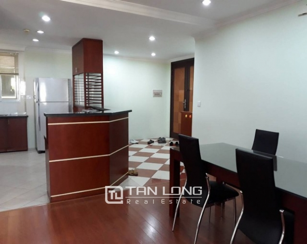 Reasonable  full furniture 3 bedroom apartment for rent in E4  Ciputra, Tay Ho, Ha Noi 2