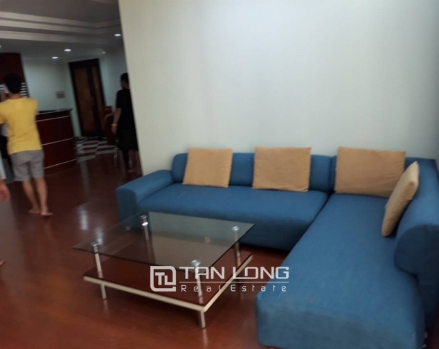 Reasonable  full furniture 3 bedroom apartment for rent in E4  Ciputra, Tay Ho, Ha Noi 4