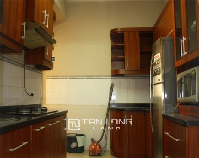 Reasonably furnished 3 bedroom apartment for rent in E4 tower Ciputra urban area 3