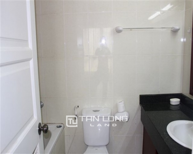 Reasonably furnished 3 bedroom apartment for rent in E4 tower Ciputra urban area 6