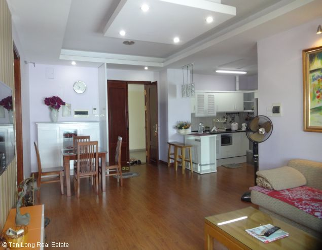 Rental 3 bedroom apartment in Veam Building, Tay Ho, Hanoi 10