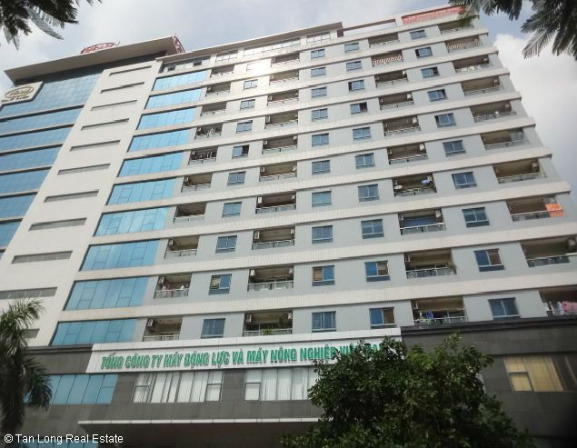 Rental 3 bedroom apartment in Veam Building, Tay Ho, Hanoi 3