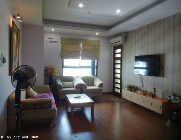 Rental 3 bedroom apartment in Veam Building, Tay Ho, Hanoi 7
