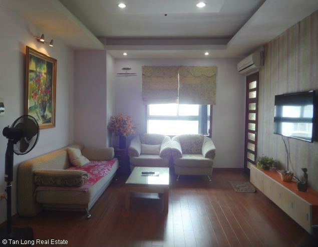 Rental 3 bedroom apartment in Veam Building, Tay Ho, Hanoi 8