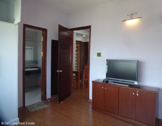 Rental 3 bedroom apartment in Veam Building, Tay Ho, Hanoi 4