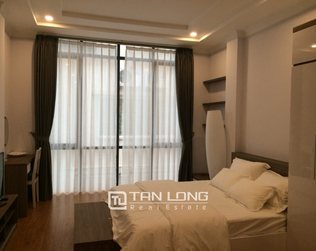Rental studio serviced apartment in Nguyen Thi Dinh, Cau Giay district 2