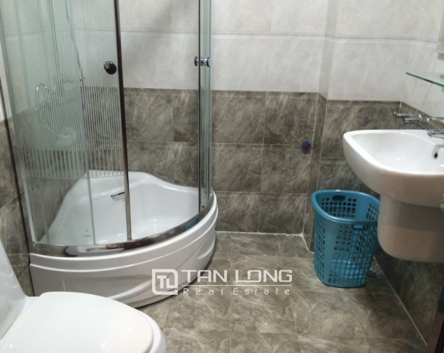 Rental studio serviced apartment in Nguyen Thi Dinh, Cau Giay district 4