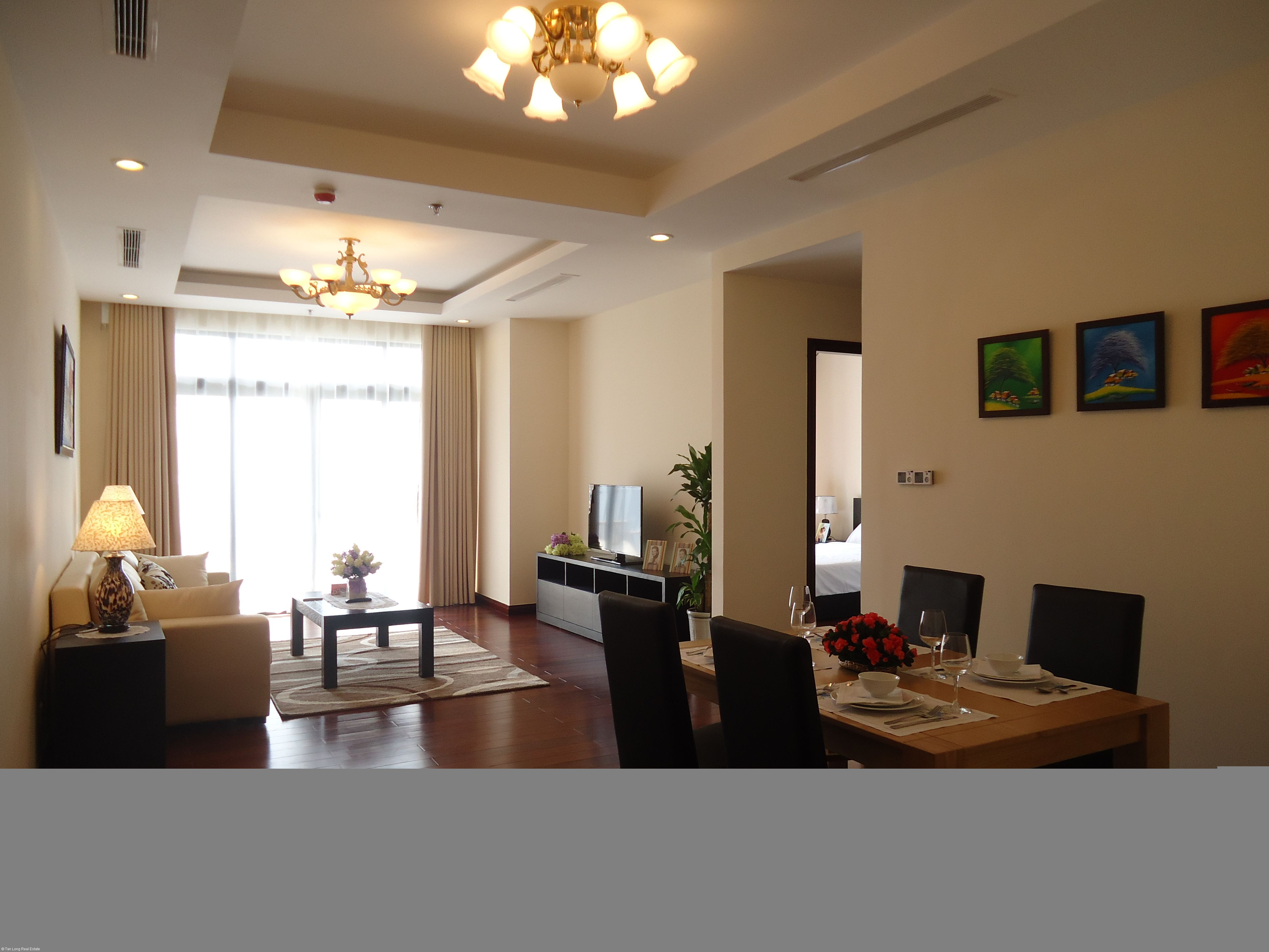 Renting 03 beautiful bedroom apartment in N05-Trung Hoa,Nhan Chinh,Hoang dao Thuy, Ha Noi 5