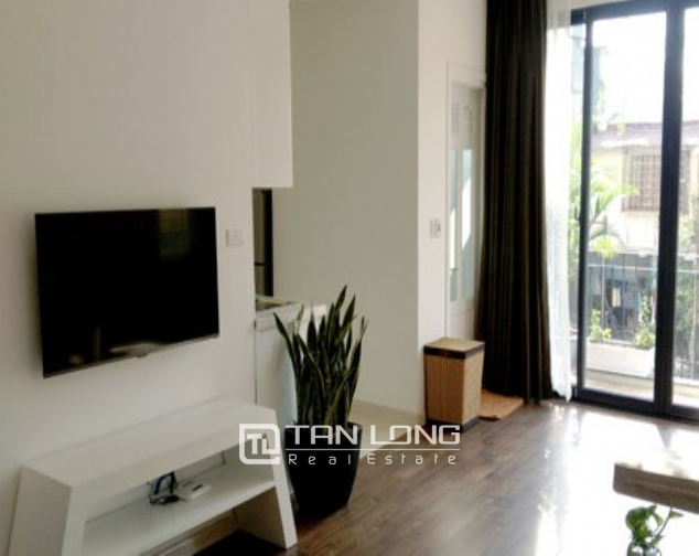 Renting 1 bedroom serviced apartment in Nguyen Chi Thanh, Dong Da district 2