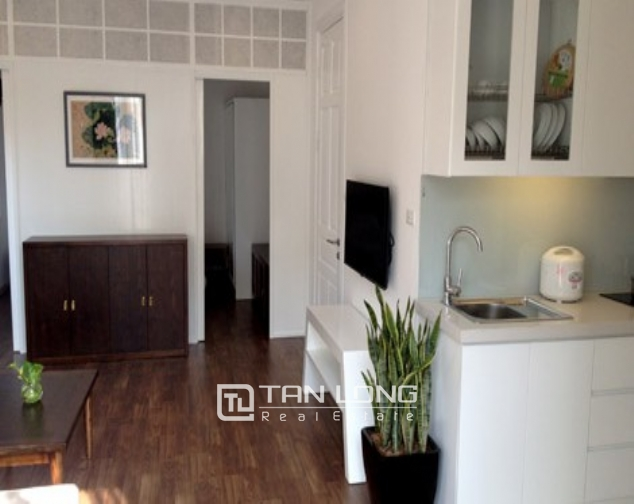 Renting 1 bedroom serviced apartment in Nguyen Chi Thanh, Dong Da district 3