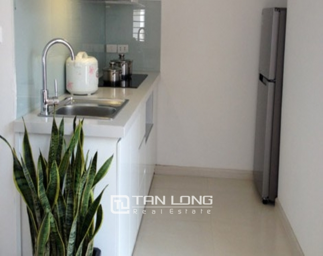 Renting 1 bedroom serviced apartment in Nguyen Chi Thanh, Dong Da district 5