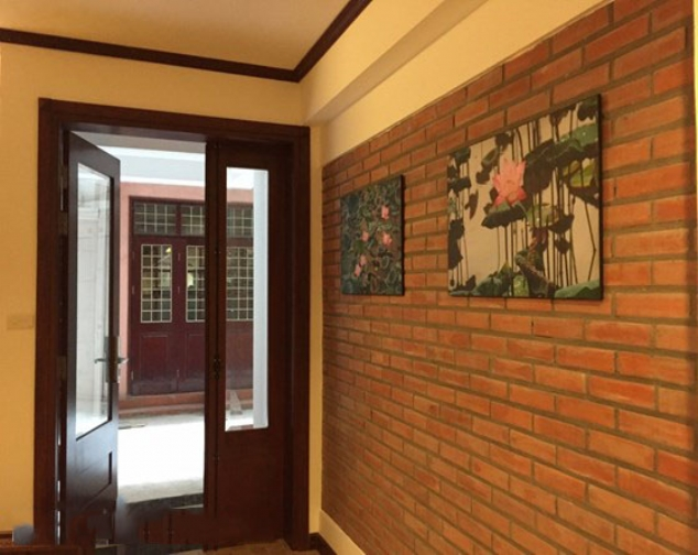 Renting 1 bedroom serviced apartment with size of 55m2 in Ly Nam De, Hoan Kiem 7