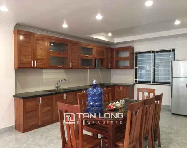 Renting 100m2 house with lake in Dang Thai Mai, Tay Ho district 3