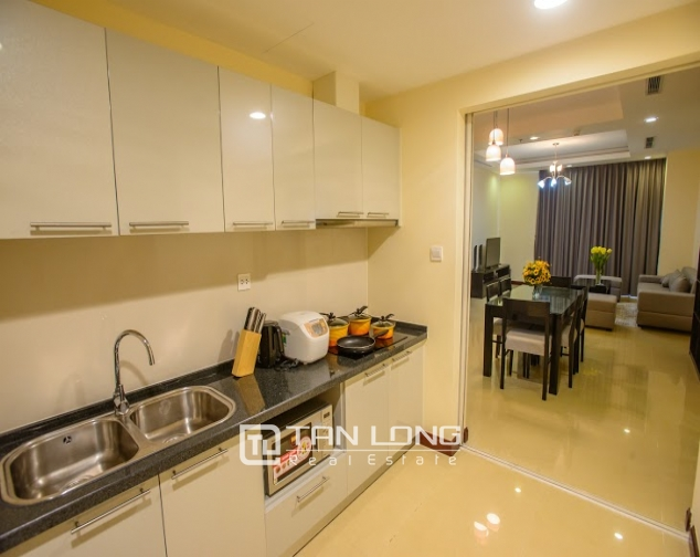 Renting 2 beds/ 2 baths apartment in R5 Royal City, Thanh Xuan, Hanoi 7