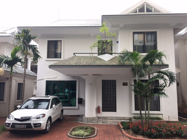 Renting 3 bedroom villa in Coco International Flower Village, Thuy Khue, Hanoi