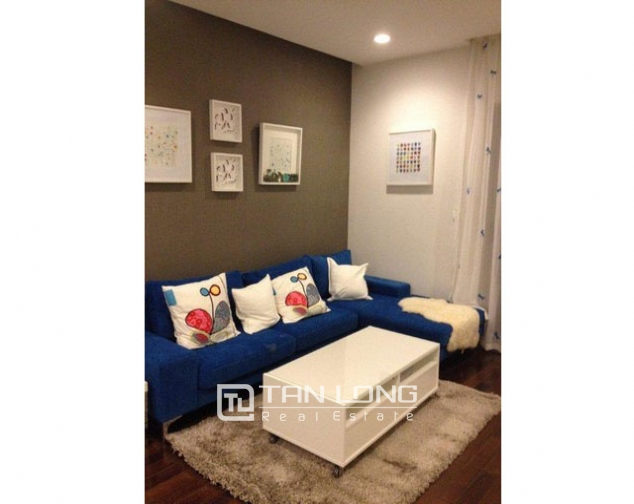 Renting fully furnished apartment in Lancaster Hanoi, 3 beds/ 2 baths 2