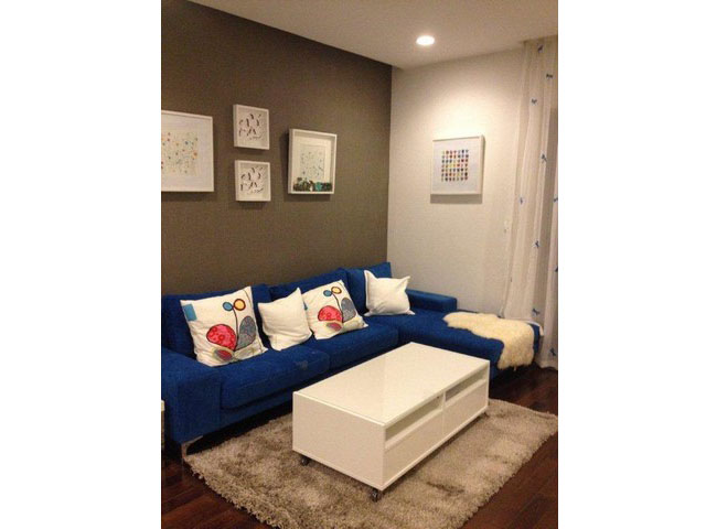 Renting fully furnished apartment in Lancaster Hanoi, 3 beds/ 2 baths