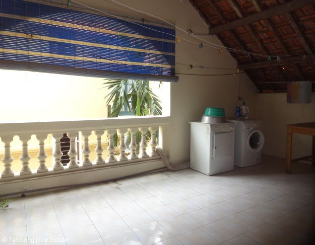 Renting garden villa with 4 bedroom in To Ngoc Van street, Hanoi, 350sqm 3