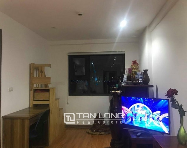 River view 2 bedroom furnished for rent in Packexim 2 building, An Duong Vuong street, Tay Ho district 1